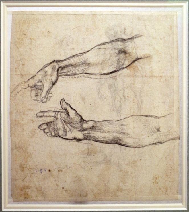 Michelangelo_buonarroti,_studio_di_braccia_per_l'ebbrezza_di_noè_della_cappella_sistina,_1508-09_ca._01