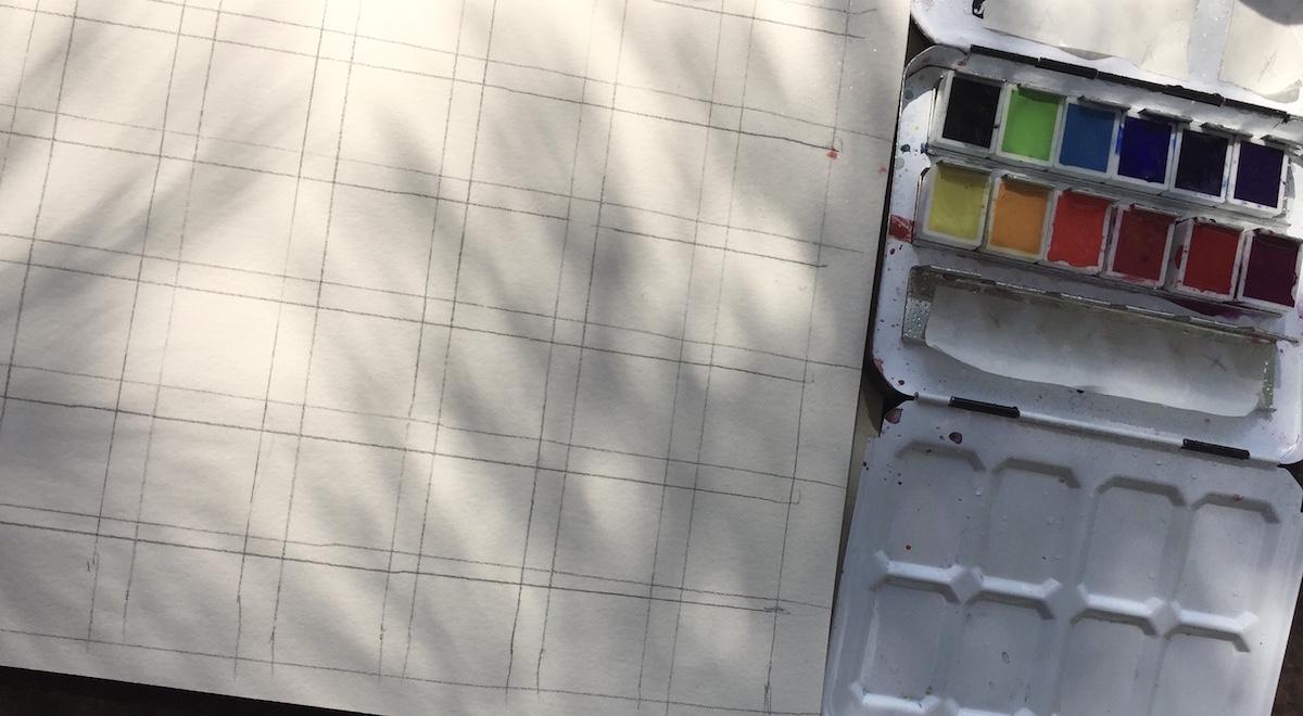 tint chart grid marks, janemmason 2017